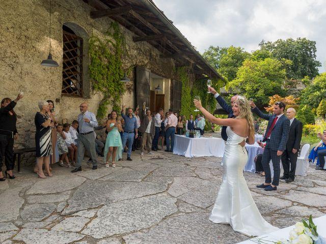 Il matrimonio di Ivano e Jackline a Trento, Trento 36