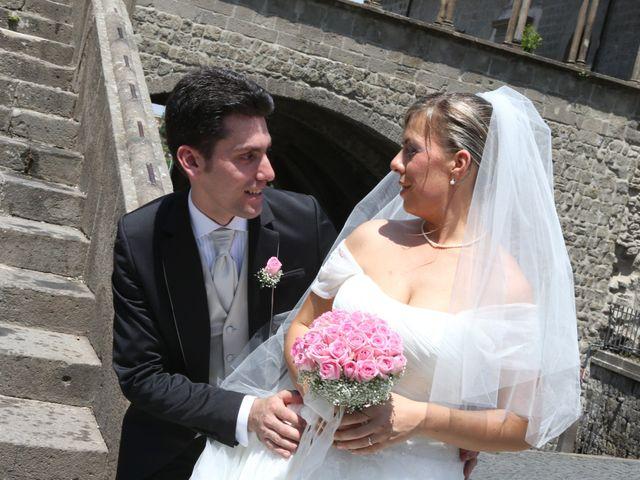 Il matrimonio di Luana e Jacopo a Civitella D'Agliano, Viterbo 1