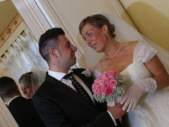 Il matrimonio di Luana e Jacopo a Civitella D'Agliano, Viterbo 2