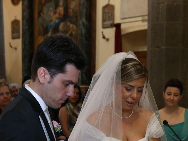 Il matrimonio di Luana e Jacopo a Civitella D'Agliano, Viterbo 17