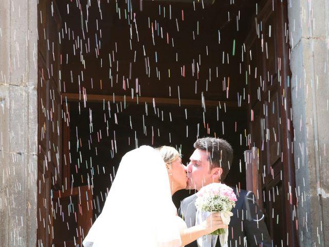 Il matrimonio di Luana e Jacopo a Civitella D'Agliano, Viterbo 20