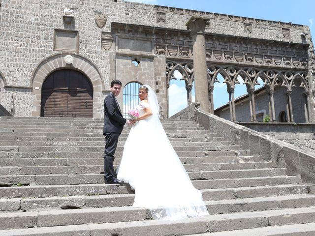 Il matrimonio di Luana e Jacopo a Civitella D'Agliano, Viterbo 21