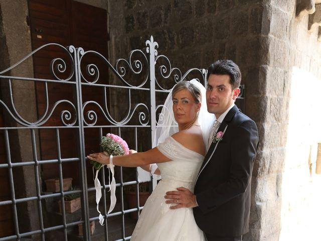 Il matrimonio di Luana e Jacopo a Civitella D'Agliano, Viterbo 23
