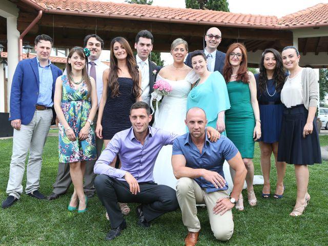 Il matrimonio di Luana e Jacopo a Civitella D'Agliano, Viterbo 24