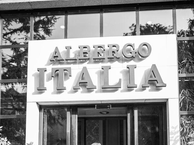 Il matrimonio di Francesca e Andrea a Trecate, Novara 11