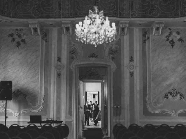 Il matrimonio di Francesca e Andrea a Trecate, Novara 17