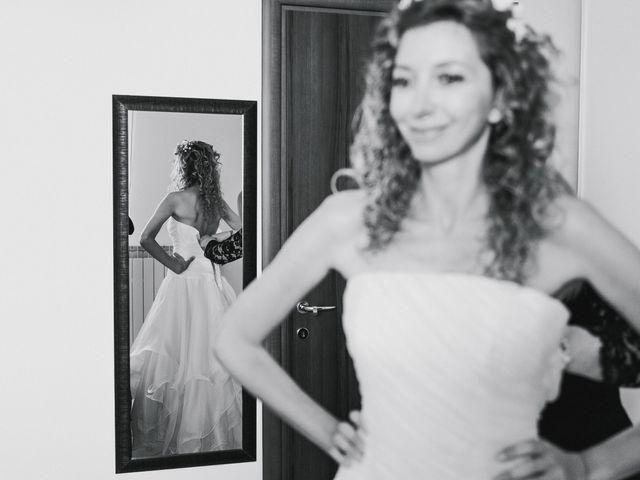 Il matrimonio di Francesca e Andrea a Trecate, Novara 18