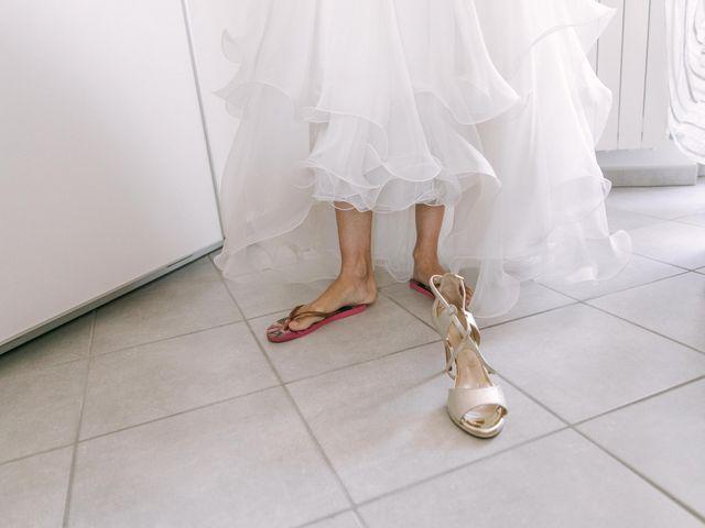 Il matrimonio di Francesca e Andrea a Trecate, Novara 21