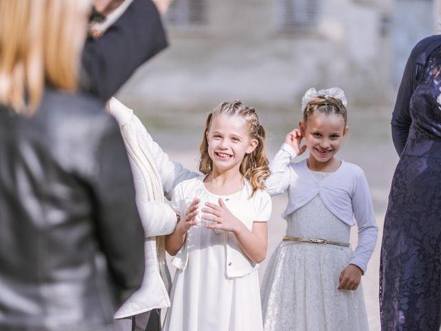 Il matrimonio di Francesca e Andrea a Trecate, Novara 25