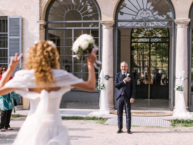 Il matrimonio di Francesca e Andrea a Trecate, Novara 36