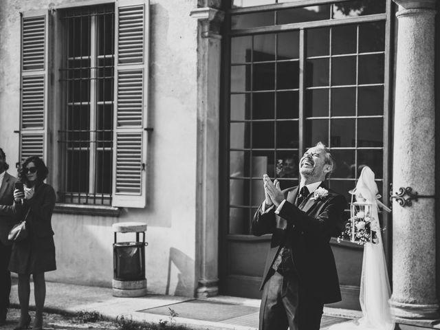 Il matrimonio di Francesca e Andrea a Trecate, Novara 39