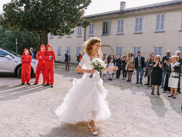 Il matrimonio di Francesca e Andrea a Trecate, Novara 41