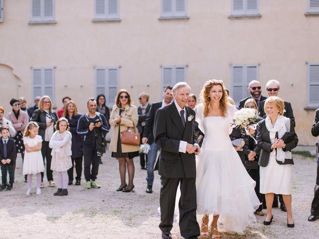 Il matrimonio di Francesca e Andrea a Trecate, Novara 42