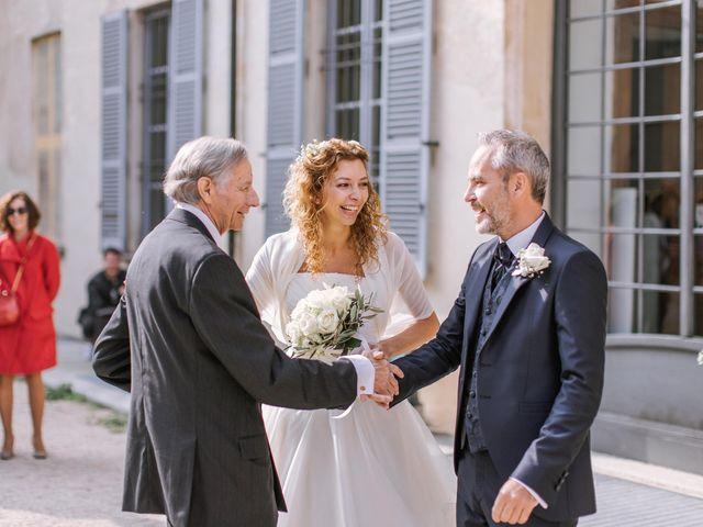 Il matrimonio di Francesca e Andrea a Trecate, Novara 43