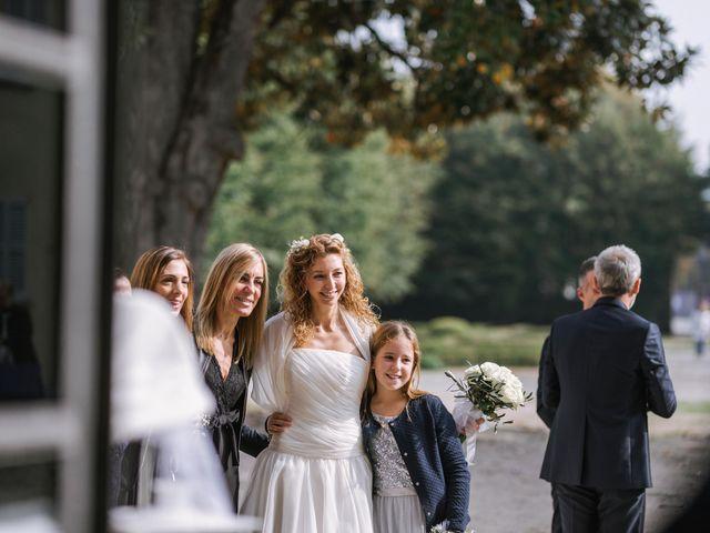Il matrimonio di Francesca e Andrea a Trecate, Novara 46