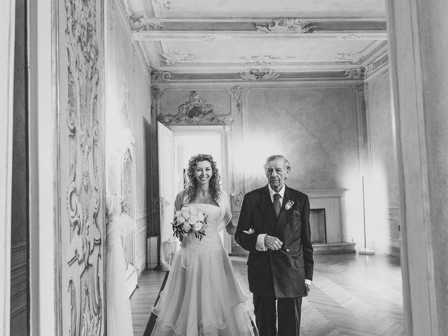 Il matrimonio di Francesca e Andrea a Trecate, Novara 47