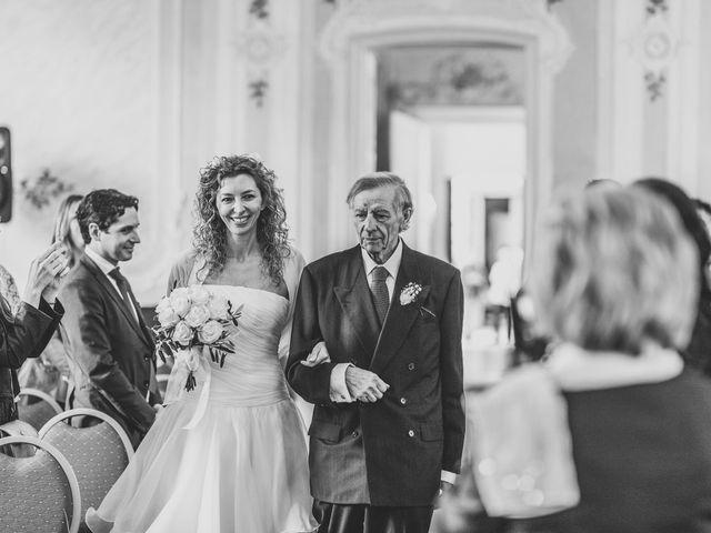 Il matrimonio di Francesca e Andrea a Trecate, Novara 49