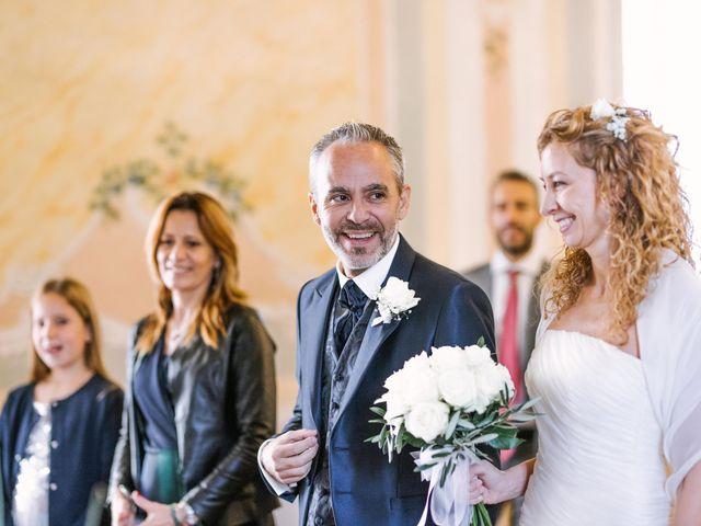 Il matrimonio di Francesca e Andrea a Trecate, Novara 50