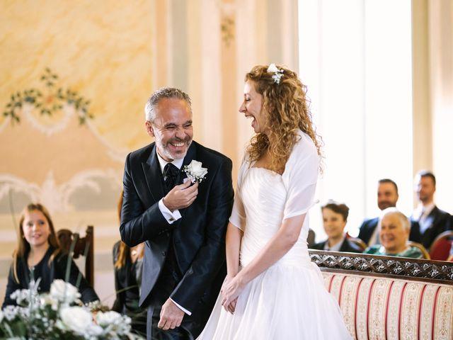 Il matrimonio di Francesca e Andrea a Trecate, Novara 51