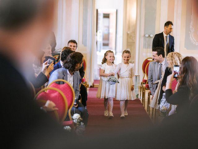 Il matrimonio di Francesca e Andrea a Trecate, Novara 56