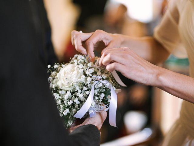 Il matrimonio di Francesca e Andrea a Trecate, Novara 57