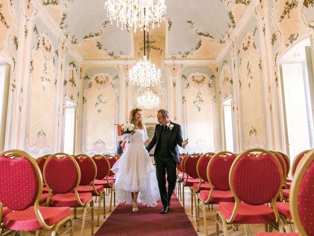 Il matrimonio di Francesca e Andrea a Trecate, Novara 62