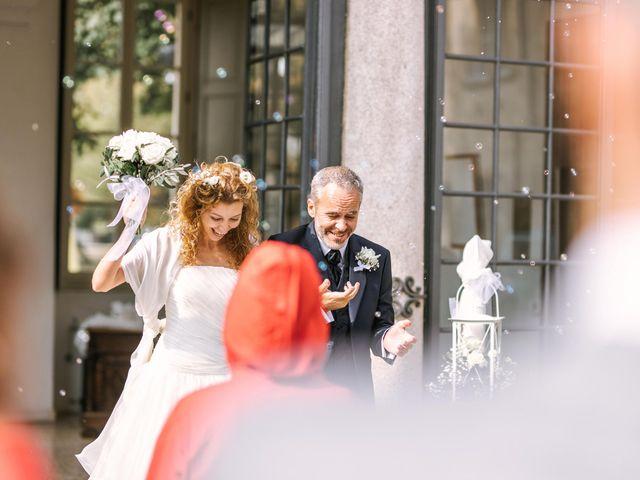 Il matrimonio di Francesca e Andrea a Trecate, Novara 65