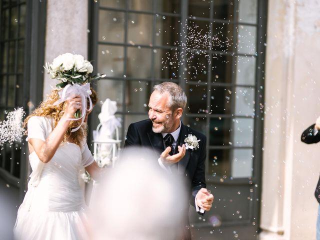 Il matrimonio di Francesca e Andrea a Trecate, Novara 66