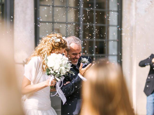 Il matrimonio di Francesca e Andrea a Trecate, Novara 67