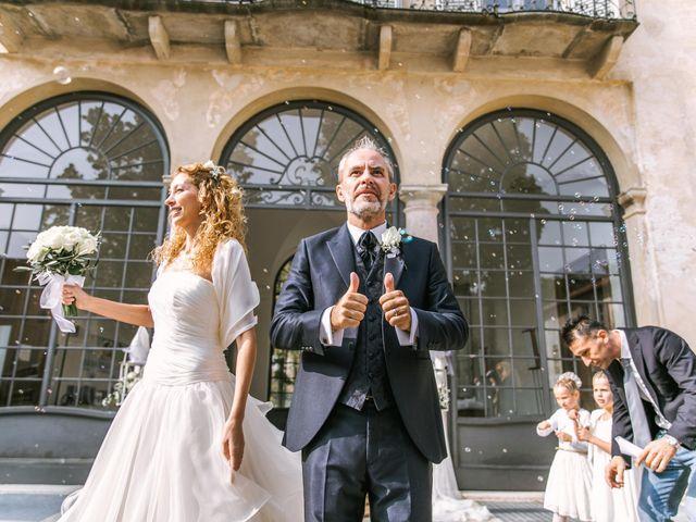 Il matrimonio di Francesca e Andrea a Trecate, Novara 69
