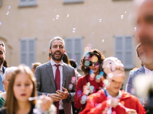 Il matrimonio di Francesca e Andrea a Trecate, Novara 72