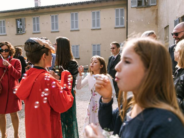 Il matrimonio di Francesca e Andrea a Trecate, Novara 73