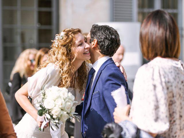 Il matrimonio di Francesca e Andrea a Trecate, Novara 74