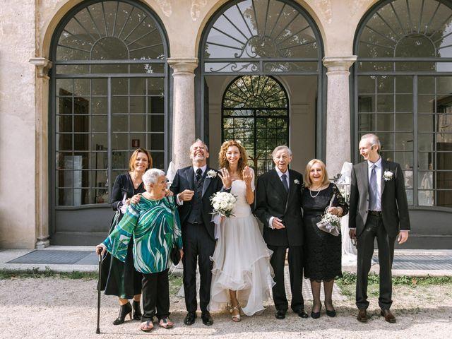 Il matrimonio di Francesca e Andrea a Trecate, Novara 77