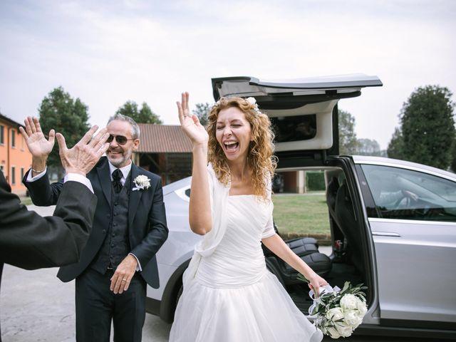 Il matrimonio di Francesca e Andrea a Trecate, Novara 79