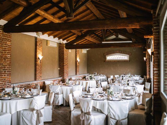 Il matrimonio di Francesca e Andrea a Trecate, Novara 88