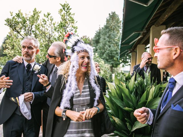 Il matrimonio di Francesca e Andrea a Trecate, Novara 90