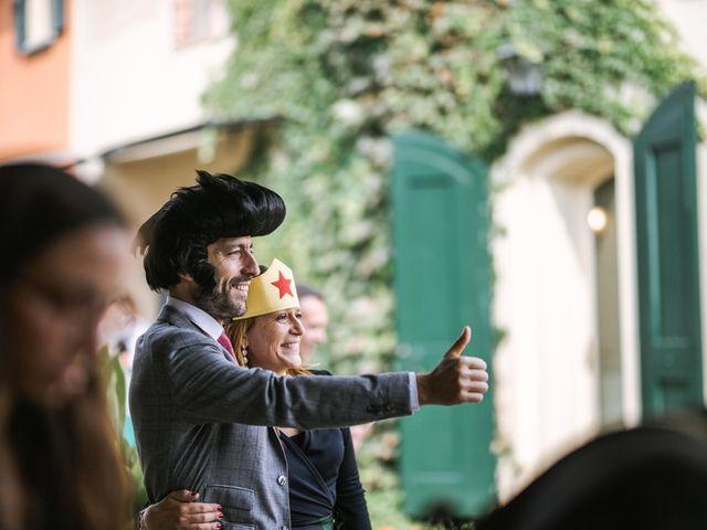 Il matrimonio di Francesca e Andrea a Trecate, Novara 97