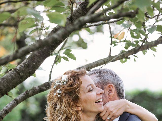 Il matrimonio di Francesca e Andrea a Trecate, Novara 100