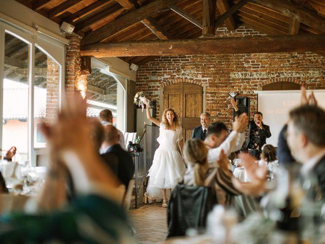 Il matrimonio di Francesca e Andrea a Trecate, Novara 101