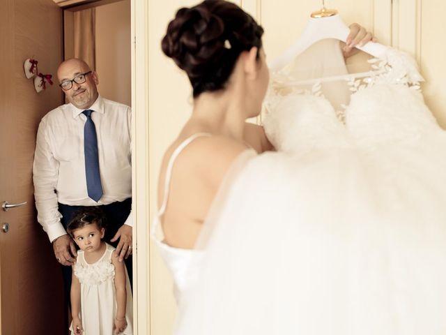 Il matrimonio di Alberto e Federica a San Biagio di Callalta, Treviso 5