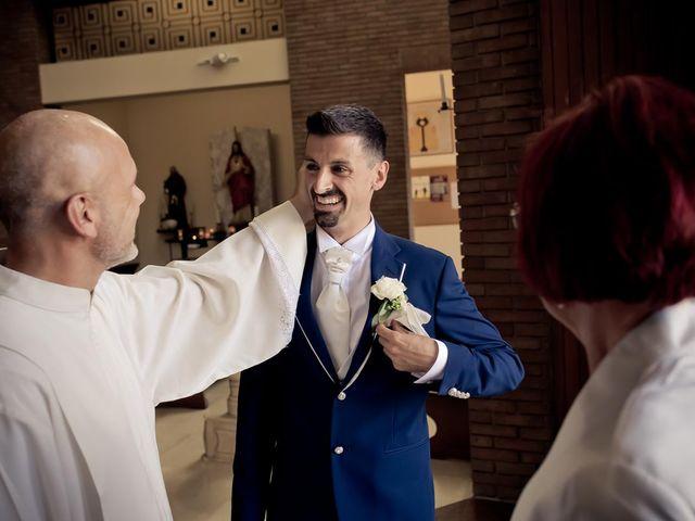 Il matrimonio di Alberto e Federica a San Biagio di Callalta, Treviso 17