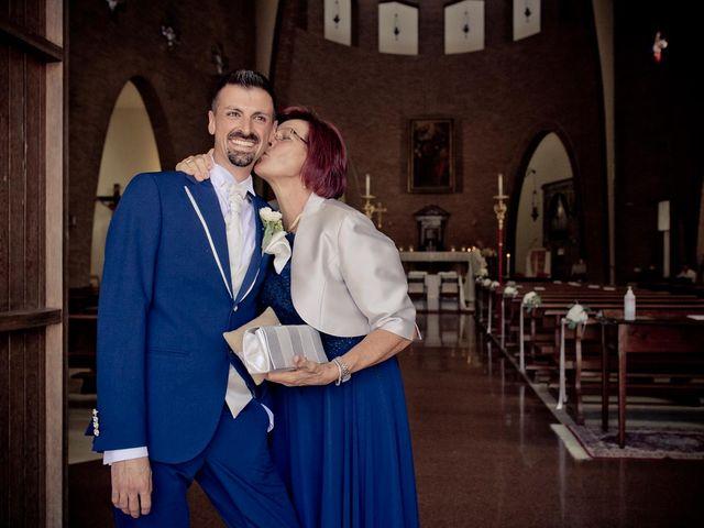 Il matrimonio di Alberto e Federica a San Biagio di Callalta, Treviso 18