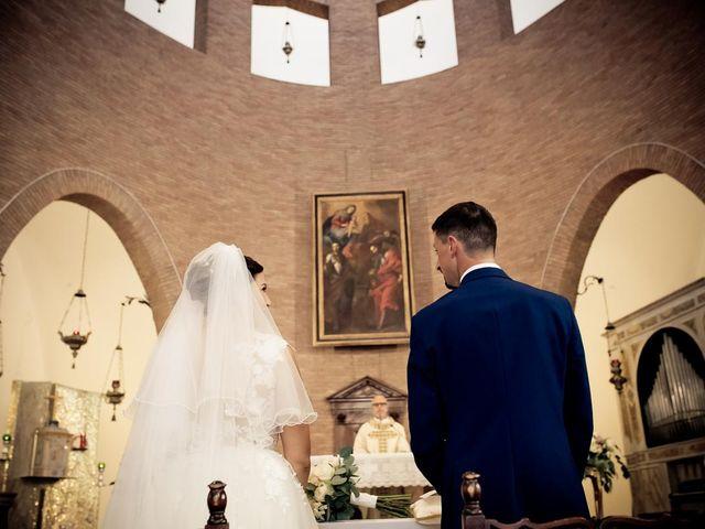 Il matrimonio di Alberto e Federica a San Biagio di Callalta, Treviso 22