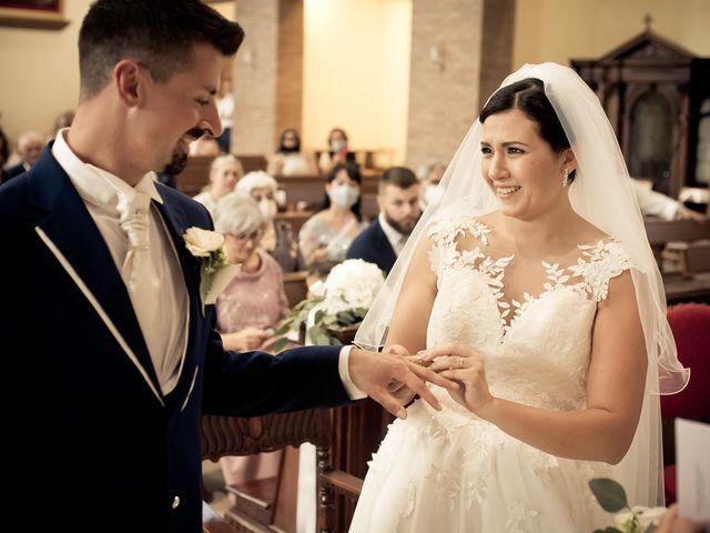 Il matrimonio di Alberto e Federica a San Biagio di Callalta, Treviso 24