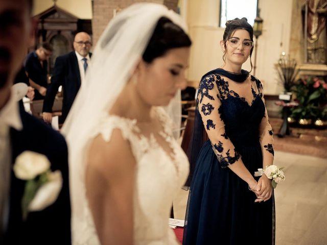 Il matrimonio di Alberto e Federica a San Biagio di Callalta, Treviso 27