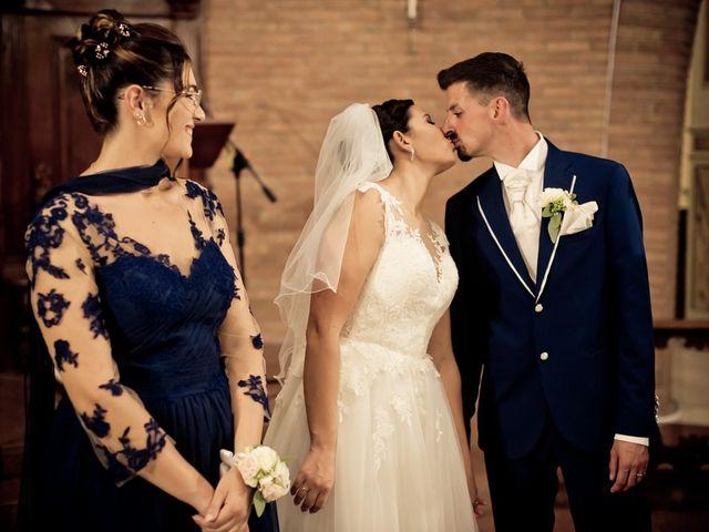 Il matrimonio di Alberto e Federica a San Biagio di Callalta, Treviso 28