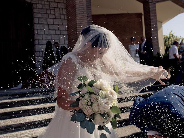 Il matrimonio di Alberto e Federica a San Biagio di Callalta, Treviso 31