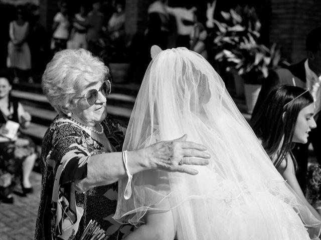 Il matrimonio di Alberto e Federica a San Biagio di Callalta, Treviso 32