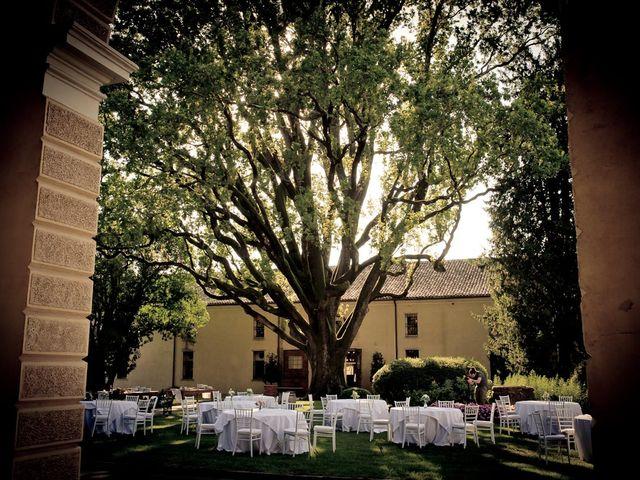 Il matrimonio di Alberto e Federica a San Biagio di Callalta, Treviso 34